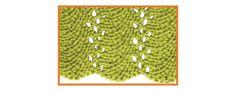 punto fantasia calado cruzado tejiendoperu.com Rugs, Tutorial, Home Decor, Tricot, Sewing Stitches, Crochet Necklace, Mittens, Homemade Home Decor, Types Of Rugs
