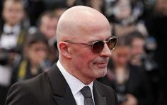 Jacques Audiard, 17 mai, en lunettes clubmaster Cutler and Gross #Cannes2012