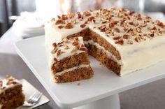 Shortcut Carrot Cake