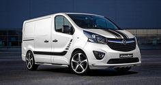 Irmscher presenta sus mejoras para la Opel Vivaro - http://www.actualidadmotor.com/2014/10/12/irmscher-presenta-sus-mejoras-para-la-opel-vivaro/