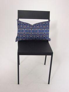 Designer+Sample+Blue+Kaleidoscope+Cushion+Cover, £10.00