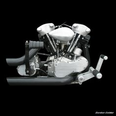 NO 54: HARLEY DAVIDSON KNUCKLEHEAD MOTORCYCLE ENGINE (2) | Flickr - Photo Sharing!
