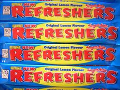 Refresher Bars x 60, £10.20