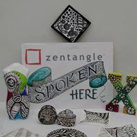 Zentangle Club: Zentangle Class