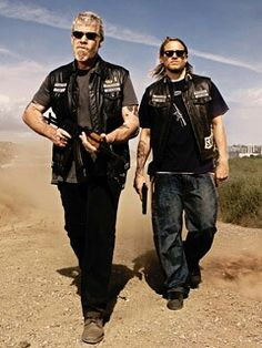 Sons of Anarchy---- great series