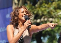 Whitney Houston, remembering her charity work.