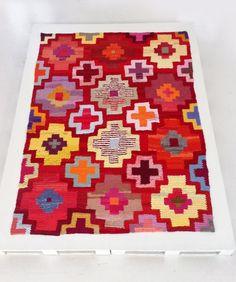 diy - crochet oriental rug  Re Rag Rug: Re Rag Rug 9
