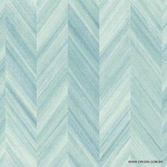 Papel de parede Decoração Geométrico Origini 204-13,Wallpaper, Importado, Lavável, Textura Lisa, Tons de Azul
