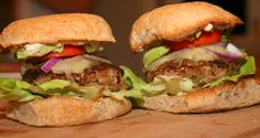 Turkey Burgers with Thousand Island Spread  http://cookingwithmelody.com/all-recipes/main-courses/chicken-poultry-main-courses/turkey-basil-burgers-with-thousand-island-spread/