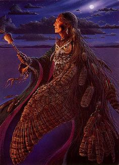 Visionary Art Paintings | merging wisdom by charles frizzell charles frizzell