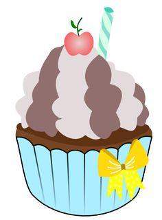 cup cake sorvete  - para salvar em png clique nele!