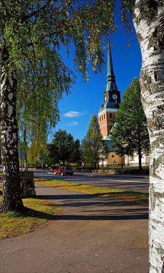 Church of Archangel Michael in Mora, Sweden | by Martin Aellig