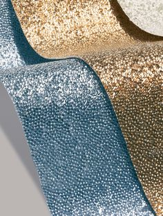 """Beadazzled Flexible Glass Bead Wallcovering®   Maya Romanoff   We are using the center paper """"Scotch and Soda"""" on a fireplace wall.  I will post photo after installation.  http://interiorinspirationsmb.blogspot.com/"""