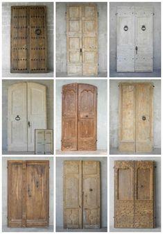 French Door Diy Pantries 19 Ideas For 2019 Painted Pantry Doors, French Door Decor, Entrance Foyer, Office Entrance, Entrance Ideas, Architectural Antiques, Bedroom Doors, Door Design, Windows And Doors