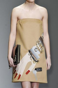 Holly Fulton Details A/W '14