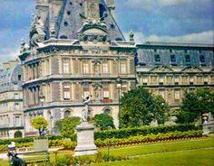 Des photos de Paris en couleurs datant du début du 20ème siècle  Par Ben, le 24 janvier 2013 à 14:58