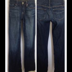 """Gap 1969 Sexy boot cut jeans 26/2L Gap 1969 Sexy boot cut jeans 26/2L.  Inseam 35"""", boot cut opening 9-1/2"""", front rise 7-1/2"""" Gap 1969 Jeans Boot Cut"""