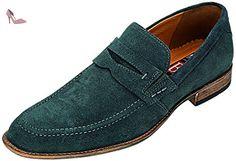 FRETZ men , Mocassins pour homme bleu bleu - bleu - denim, 11.0 - Chaussures fretz men (*Partner-Link)