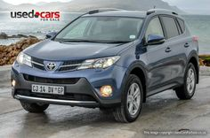 Toyota RAV4 compact SUV Compact Suv, Second Hand, Used Cars, Cars For Sale, Toyota, Rav4, Vehicles, African, Website