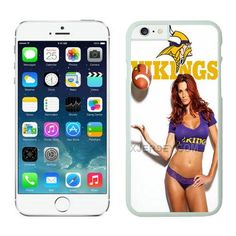 http://www.xjersey.com/minnesota-vikings-iphone-6-plus-cases-white13.html MINNESOTA VIKINGS IPHONE 6 PLUS CASES WHITE13 Only 19.87€ , Free Shipping!