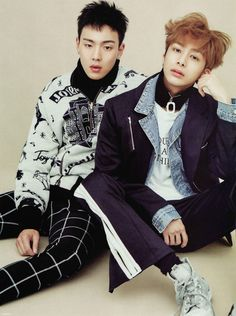Shownu & Hyungwon | Monsta X