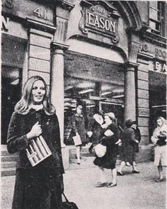 Saturday morning shopping in Dublin and a quick visit to check out the latest magazines at Easons, .and maybe a cup of coffee upstairs! Irish Fashion, Irish Girls, Dublin City, Sixties Fashion, Saturday Morning, Coffee Cups, Nostalgia, Popular, Check