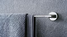 Formwork Single Metal Towel Bar