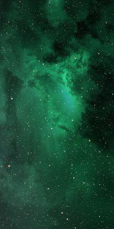 Night Sky Wallpaper, Wallpaper Space, Star Wallpaper, Iphone Background Wallpaper, Galaxy Wallpaper, Aesthetic Iphone Wallpaper, Cool Wallpaper, Aesthetic Wallpapers, Mint Green Wallpaper Iphone