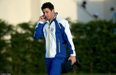 Rory McIlroy 2014 Ryder Cup ...