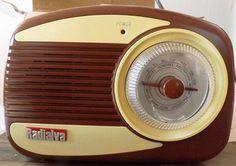 Transistor Radio Rétro Radialva MR-873-1 (Années 2000) Retro Radios, Philips, Home Appliances, Boutique, House Appliances, Appliances, Boutiques