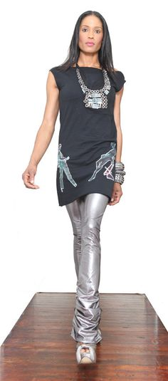 Leggings - To die for Fashion Leggings. $115.00, via Etsy.