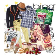 """""""Tastemakers with the Bing Summer of Doing"""" by ashley-rebecca on Polyvore"""