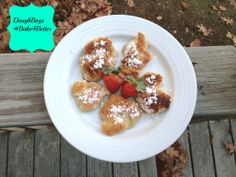 DoughBoy (Fried Dough) Recipe! #Bake4Better #ad