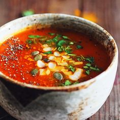 Tumeric Detox Soup