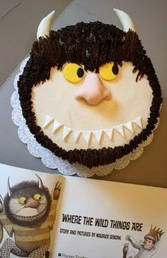 where the wild things are cake!