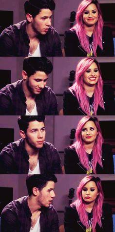 Nick + Demi = Perfeição Divida