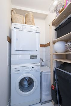 Stacked Washer Dryer, Washer And Dryer, Laundry, Home Appliances, Velvet, Laundry Room, House Appliances, Laundry Service, Washing And Drying Machine