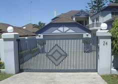 Automatic Gates Sliding Up To 8 Metres And Swing Up To 6