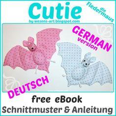 Cutie die Fledermaus DEUTSCH / GERMAN