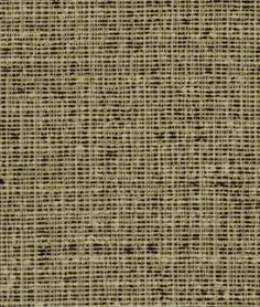 Robert Allen @ Home Tweedy Natural Black Fabric