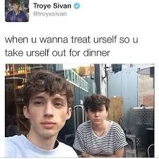 Troye Sivan and Miles McKenna