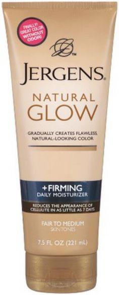 Jergens Natural Glow Daily Moisturizer Firming Medium Skin Tones 7.50 oz (Pack of 4) ** For more information, visit image link.