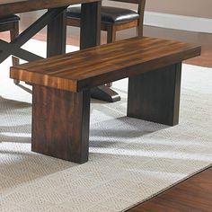 Homelegance 5378-13 Aberdeen Dining Bench
