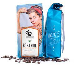 Goshen Coffee Packaging Design