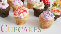 how to: cupcakes