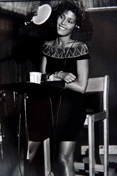 Whitney! Exhibition at The GRAMMY Museum #TheVoice #whitneyhouston