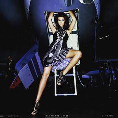 Le Silla CAGE sandals on the fashion magazine Vanity Fair Italia shooted by Sciascia Gambaccini. www.lesilla.com #inthepress