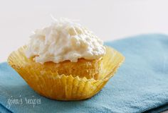 Pineapple Bliss Cupcakes Recipe — Dishmaps