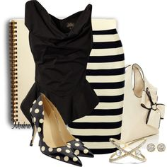 Kate Spade Shoes and Bag... by mrsbro on Polyvore