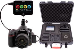 Uncompressed video stands to hold a significant higher quality compared to compressed, allowing even resolution up scaling. Ninja 2, Nikon D800, Video Page, Walkie Talkie, Cameras, Movie, Camera, Film, Cinema